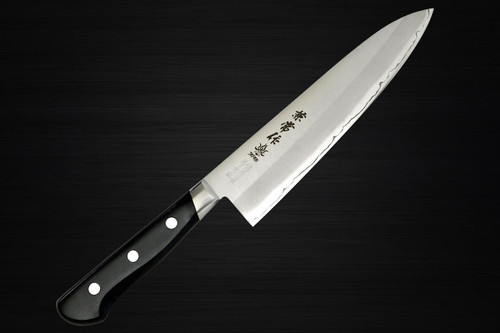Kanetsune KC-150 Swedish Stainless Steel Japanese Chefs Gyuto Knife 185mm