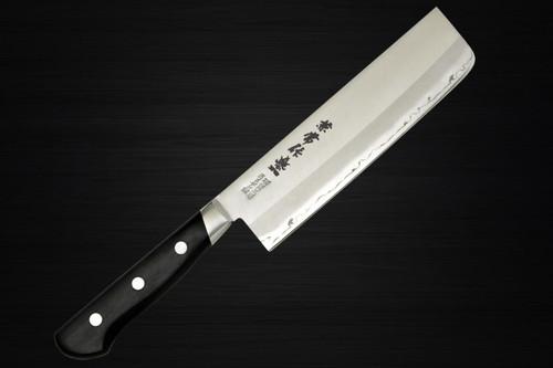 Kanetsune KC-150 Swedish Stainless Steel Japanese Chefs NakiriVegetable 165mm