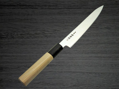 Sakai Takayuki Grand Chef Japanese-style Chefs Petty KnifeUtility 180mm