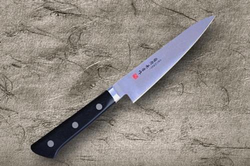 Fujiwara Kanefusa Molybdenum Stainless Japanese Chefs Petty KnifeUtility 120mm
