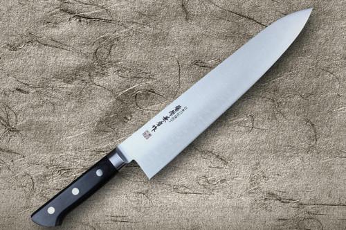 Fujiwara Kanefusa Molybdenum Stainless Japanese Chefs Gyuto Knife 270mm
