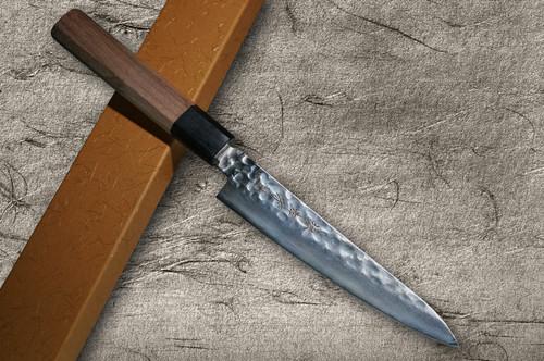 Sakai Takayuki VG10 Hammered WA Japanese Chef's Petty Knife(Utility) 150mm