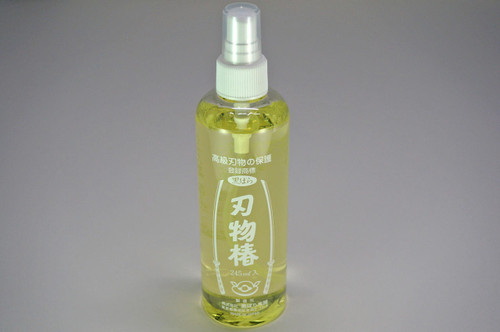 KUROBARA Camellia Tsubaki Cutlery Oil 100percent Pure 245ML