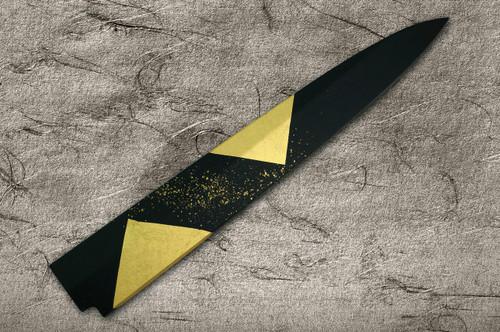 Saya Sheath with Genuine 24K Japanese Gold Leaf YanagibaSashimi 270mm