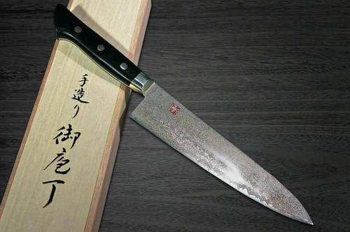 Hattori KD30 COWRY-X 121 Layered Damascus Japanese Chefs Gyuto Knife 210mm