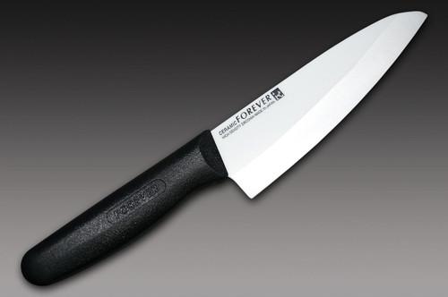 FOREVER High Density Ceramic Japanese Chefs Gyuto Knife 160mm