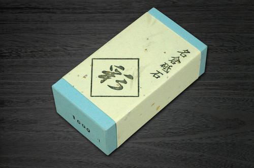 Naniwa Nagura stone IRODORI for Sharpening Whetstone #1000
