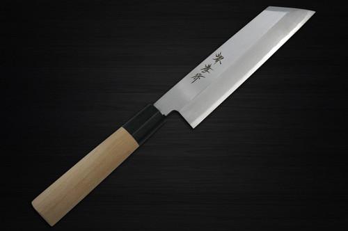 Sakai Takayuki Tokujyo Supreme White 2 steel Japanese Chefs Peeling Knife 180mm