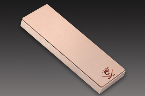 Leather Strop for Final Fine Finishing