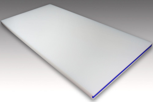 Sumitomo Super Heat Resistant Cutting Board CL Antibacterial Plastic 30SWL-BLUE