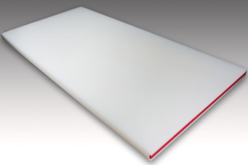 Sumitomo Super Heat Resistant Cutting Board CL Antibacterial Plastic 30SWL-RED