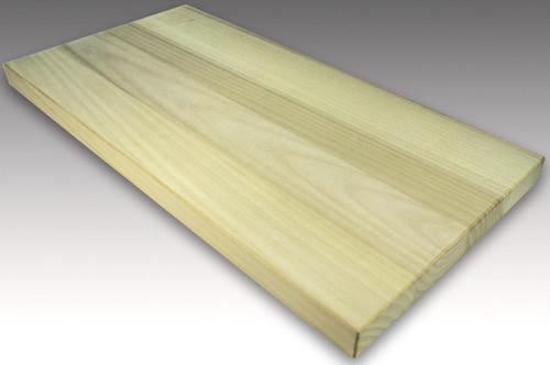 Japanese Domestic Wood Cutting Board Ho Magnolia L