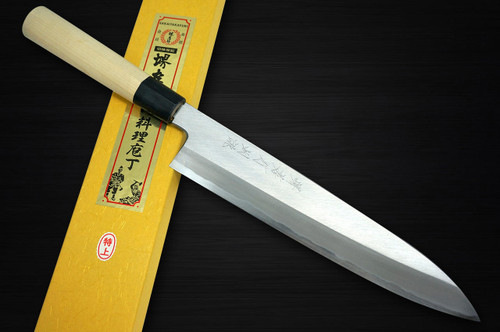 Sakai Takayuki Tokujyo Supreme White 2 steel Japanese Chefs Gyuto Knife 270mm KIWAMIULTIMATE