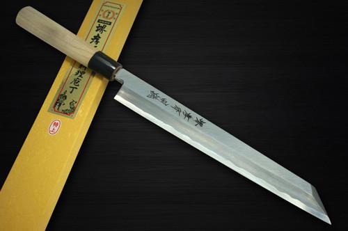 Sakai Takayuki Tokujyo Supreme White 2 steel Japanese Chefs Kiritsuke 300mm