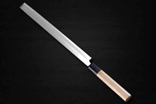 Sabun Ginsan Gingami No.3 steel Japanese Chefs TakohikiSashimi 270mm