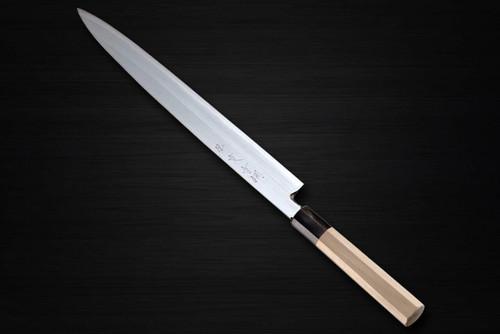 Sabun Aoko Aogami No.1 steel Japanese Chefs YanagibaSashimi 330mm