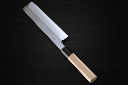 Sabun Aoko Aogami No.1 steel Japanese Chefs UsubaVegetable 195mm