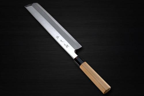 Sabun Aoko Aogami No.1 steel Japanese Chefs Hone-Kiri 270mm