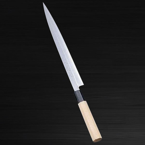 Sakai Jikko Montanren Aoko Aogami No.2 steel Japanese Chefs FuguhikiSashimi 330mm