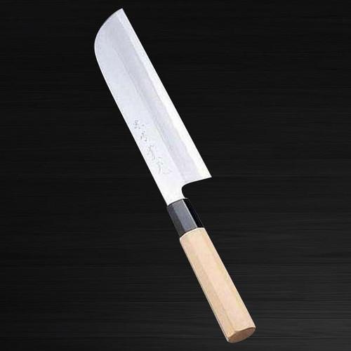 Sakai Jikko Montanren Aoko Aogami No.2 steel Japanese Chefs Kamagata-UsubaVegetable 210mm