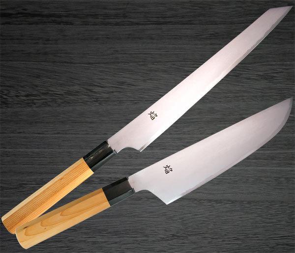 Sakai Takayuki Homura Taxus (Aogami 2 steel)