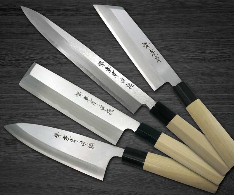 [Left Handed] Sakai Takayuki Tokujyo Supreme (White 2 steel)
