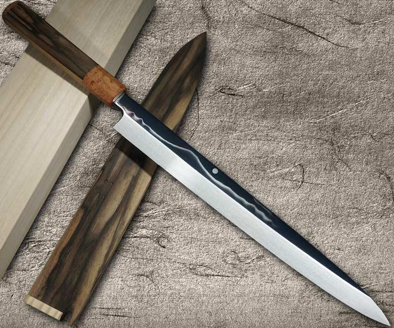 Sabun Honyaki Gyokuhaku-ko (White Steel)