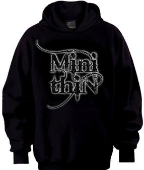 Mini Thin logo Hoodie