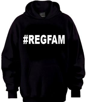 #RegFam hoodie