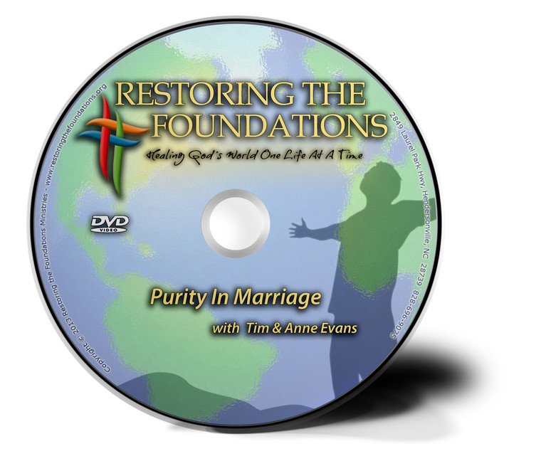 Purity in Marriage DVD