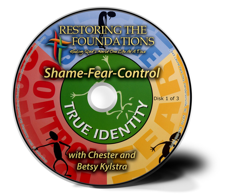 Shame Fear Control Stronghold