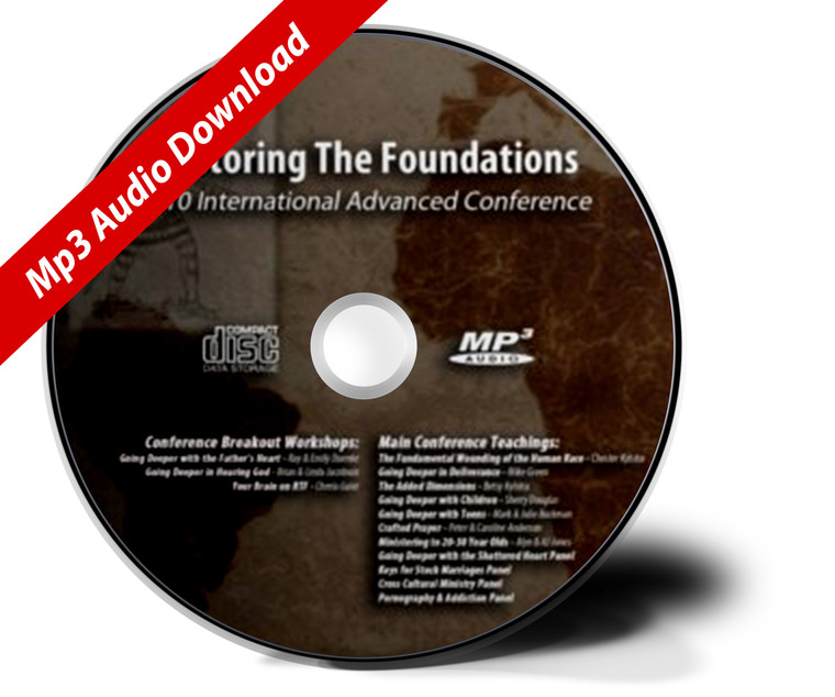 2010 Restoring The Foundations International Advanced Conference Mp3 Download