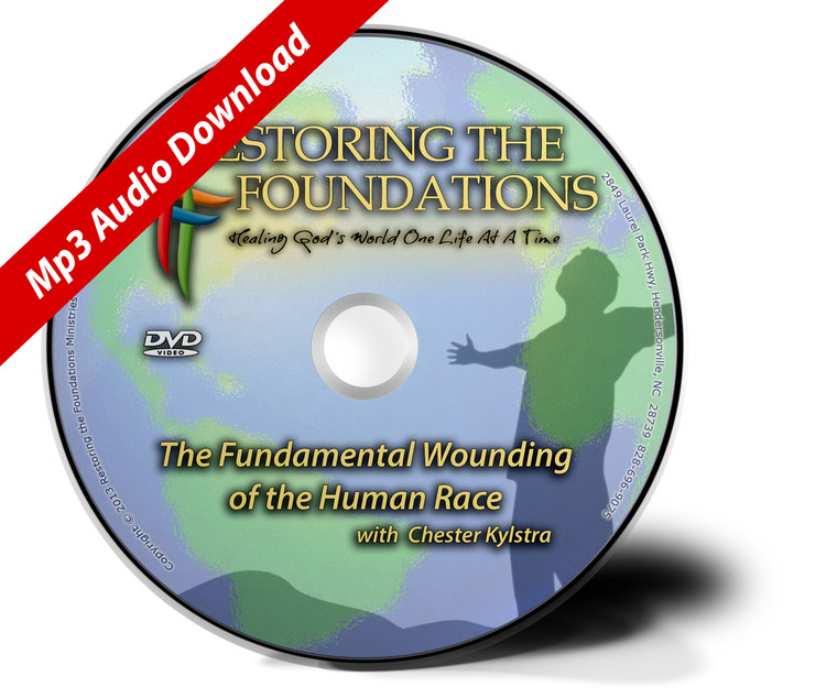 The Fundamental Wounding of the Human Race Mp3 Download