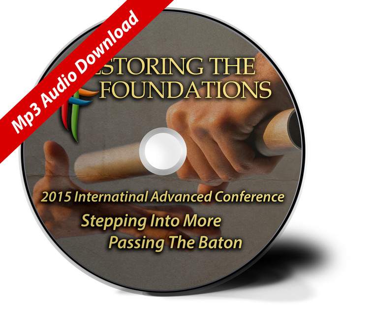 2015  Restoring The Foundations International Advanced Conference Mp3 Download