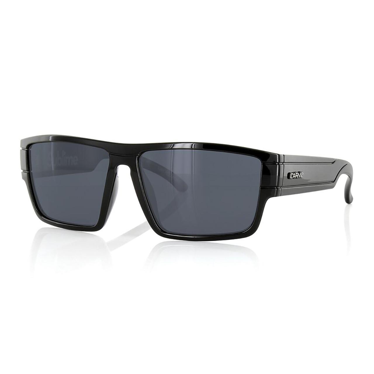 77cd260c0a Sublime Polarized - Black - Grey Polarized - Val Surf