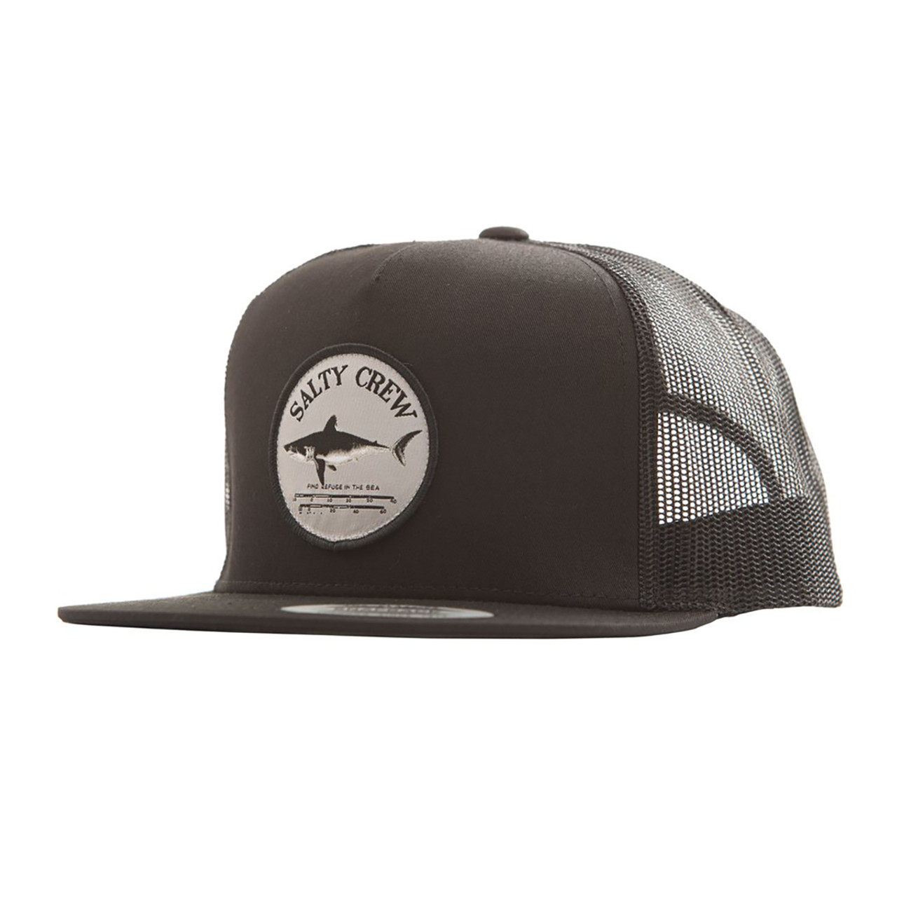 dc3bb4bb714 Bruce Boys Trucker Hat - Black - O S - Val Surf