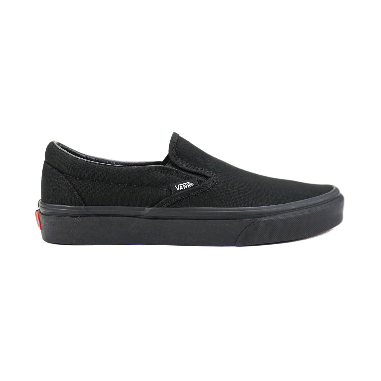 7dd906403fdd09 Vans Classic Slip On in Black Black color