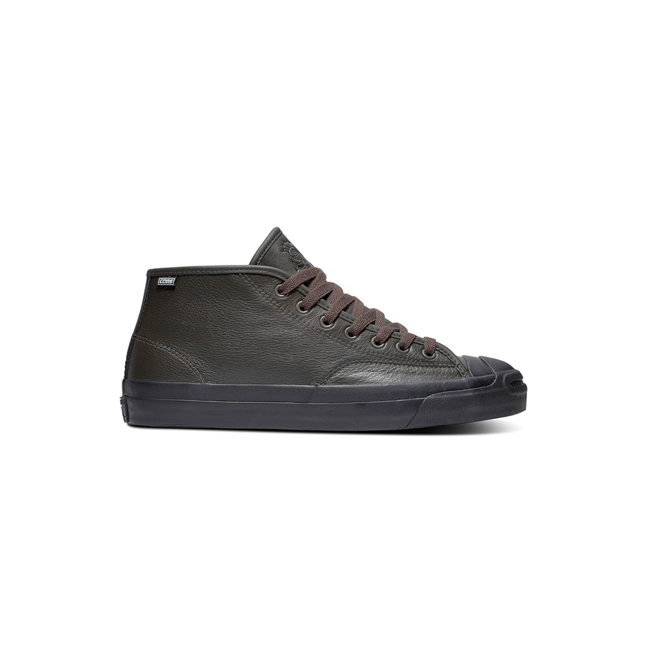 Jack Purcell Pro Leather Mid StoneCharcoal