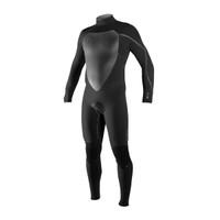 Heat 3Q Zip 3/2 FSW - Black