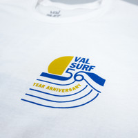 56th Anniversary Tee - White
