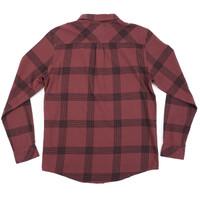 Basecamp Flannel - Red