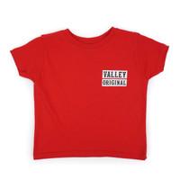 Toddler Valley Original Tee - Red