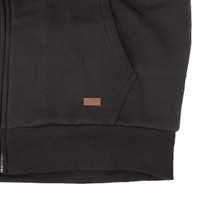 Hammonds Zip Fleece - Black
