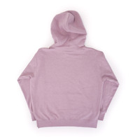 Volcom Need to Vent Hoodie in Violet Dust color back view