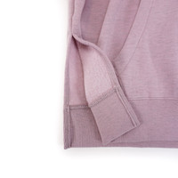 Volcom Need to Vent Hoodie in Violet Dust color inside detail