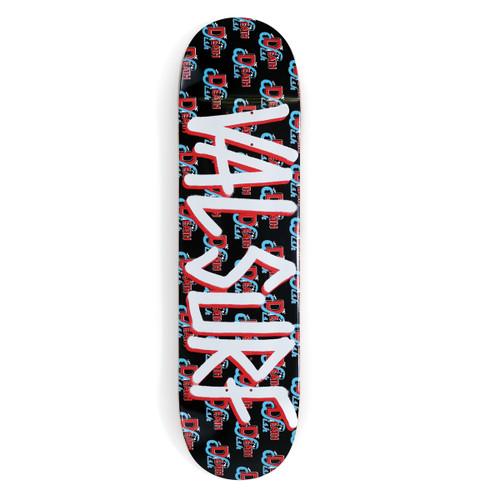 Deathwish x Val Surf  Deck