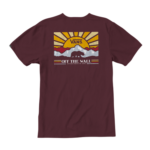 Grizzly Mountain Tee - Port Royale