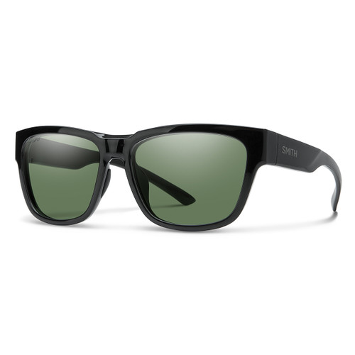 Ember - Black - ChromaPop Polarized Gray Green