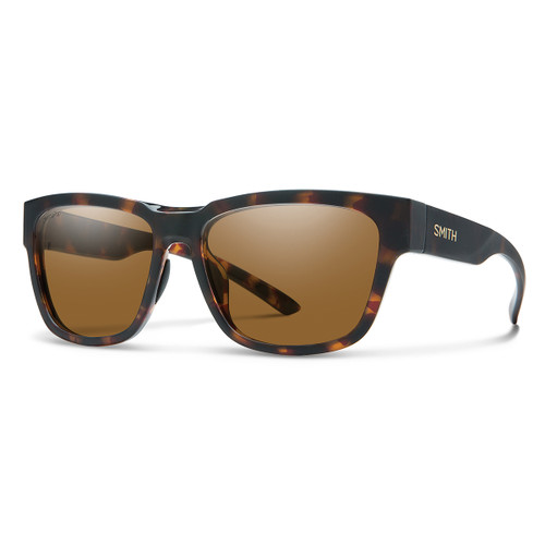 Ember - Matte Tortoise - ChromaPop Polarized Brown