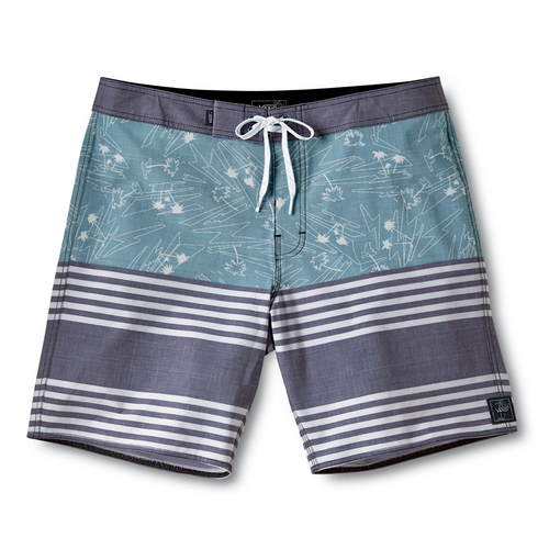 Era Triblend Boardshort 19""